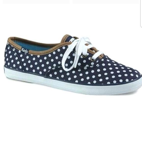 Keds Polka Dot Sneakers